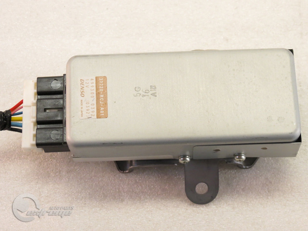 Honda Accord Hybrid 05 07 Fuel Pump Control Unit Module 37720 Rcj A01