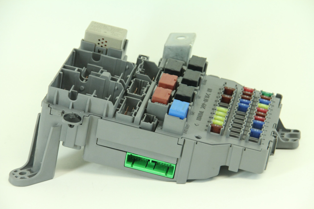 ... Honda Accord Sedan LX 03-05 Interior Fuse Box Relay 38200-SDA-A01 ...