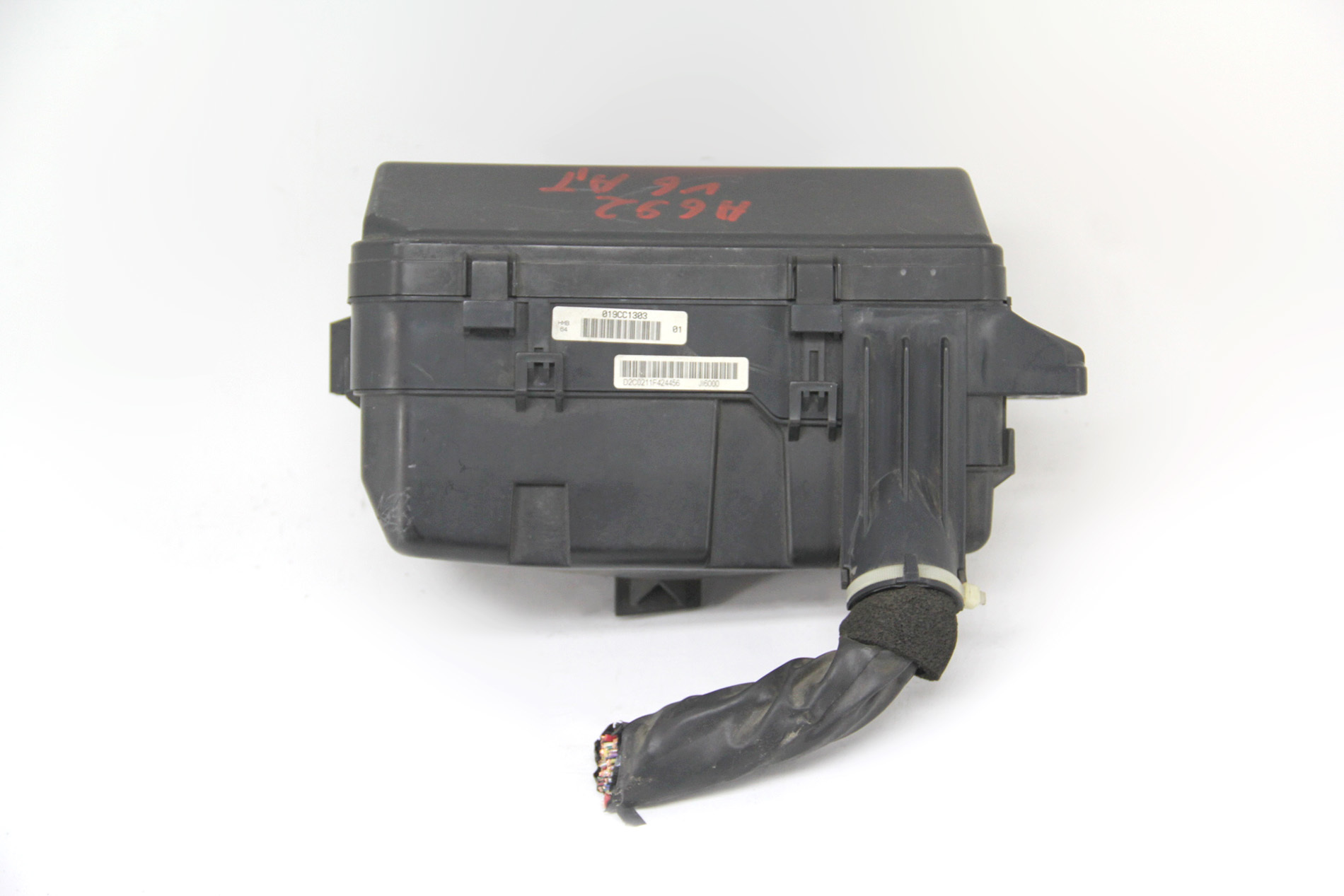 Honda Accord Sedan Ex A  T Engine Fuse Box V6 3 5l 38200