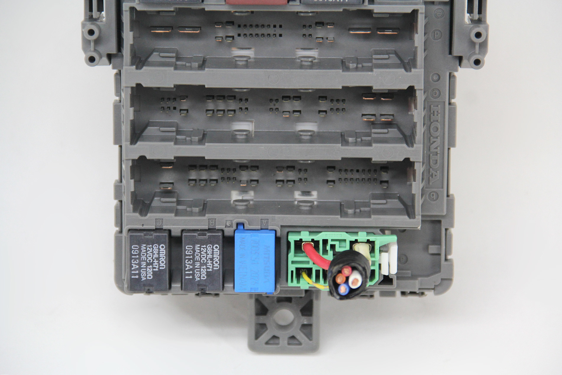 2013 Acura Rdx Fuse Box Wiring Diagram Schematics 2012 Mdx Interior Relay Unit Module Fusebox Base Model Oem Bmw X5