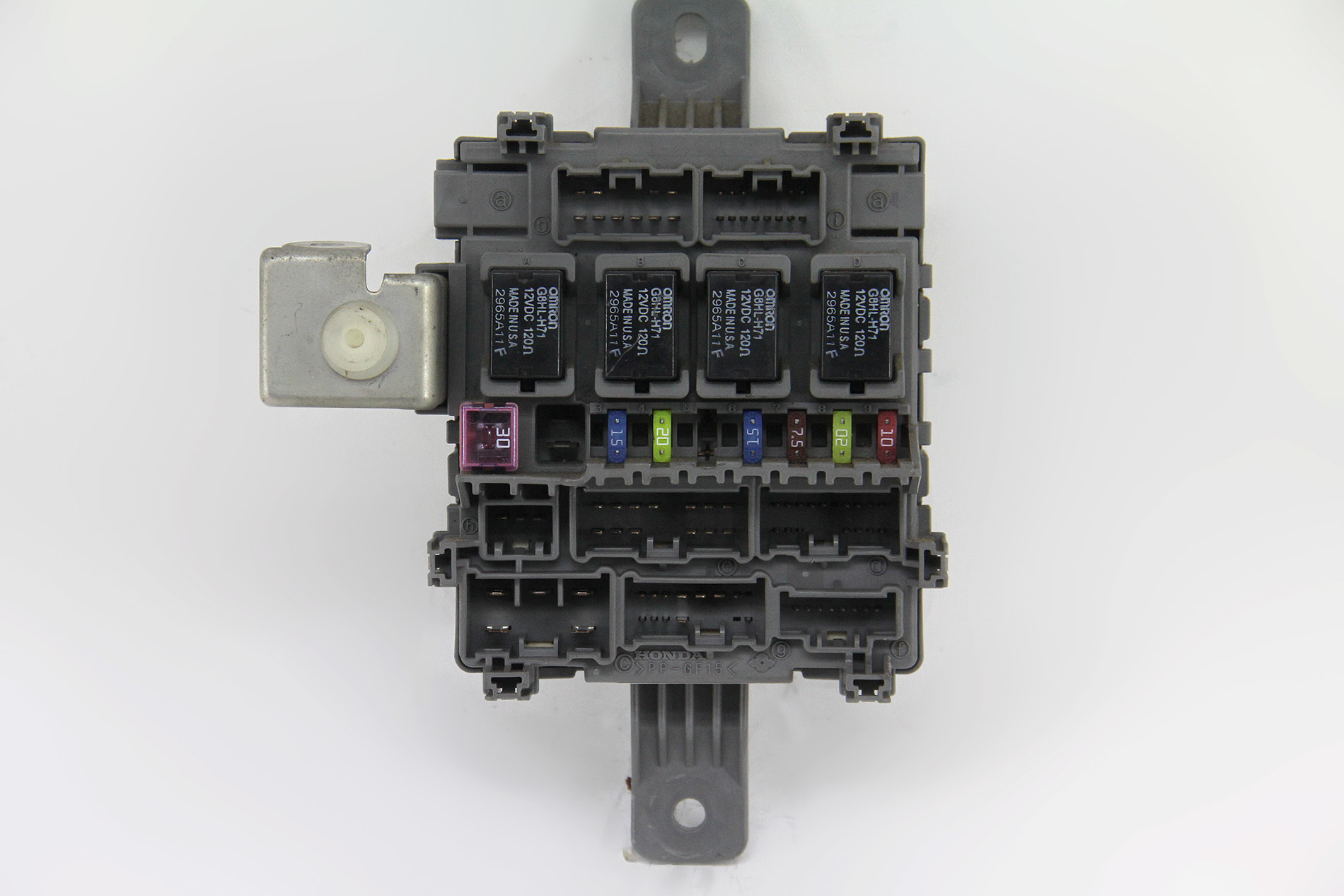 Honda Odyssey Small Under Dash Interior Fuse Box Relay 38210-SHJ-A21 OEM 05  ...