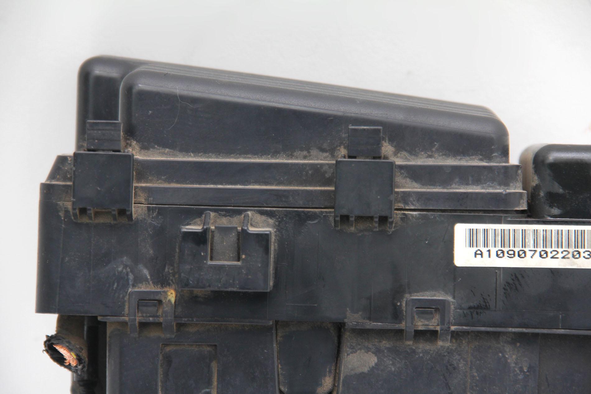 honda ridgeline exterior under hood fuse box 38250-sjc-a12 oem 06 07 08