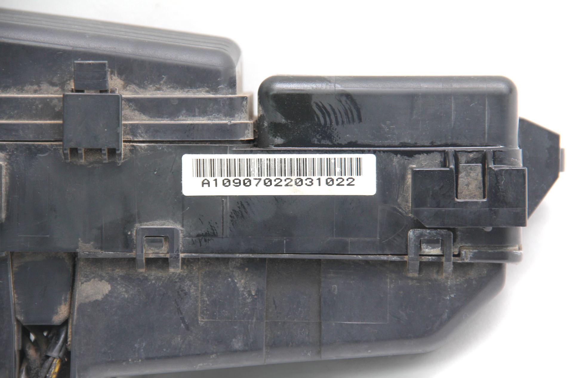 ... Honda Ridgeline Exterior Under Hood Fuse Box 38250-SJC-A12 OEM 06 ...