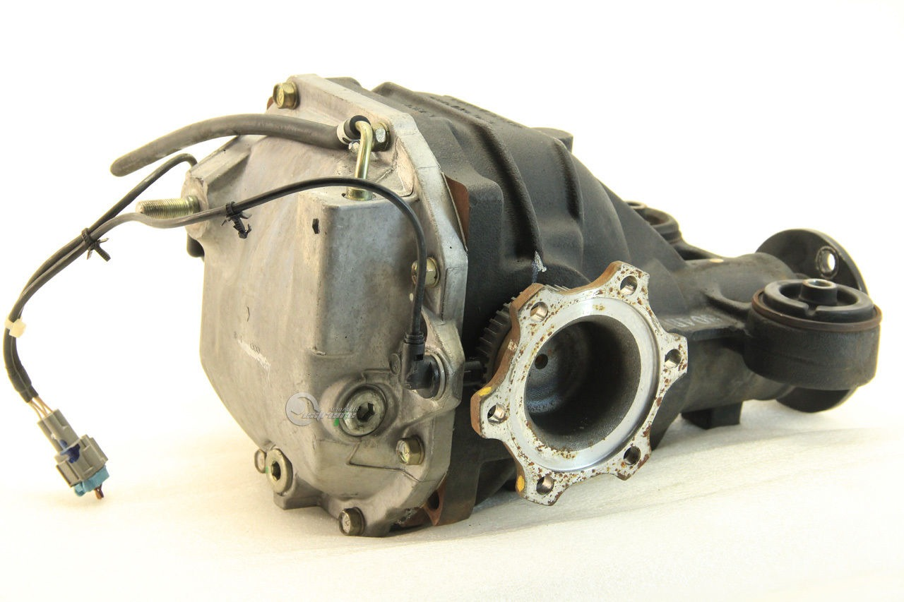 Nissan 350Z 03-09 G35 03-05 Rear Differential Carrier A/T 38301-2C322 (GB)