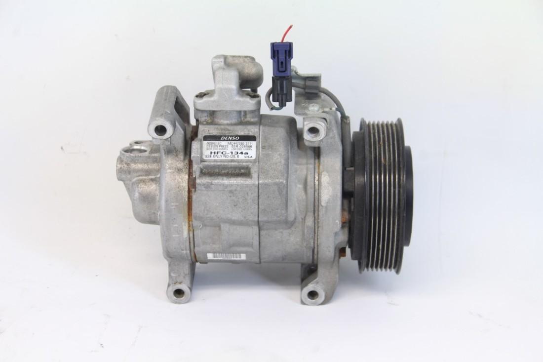 Denso Left Side for 13-17 Honda Accord 2.4L, 4 Cylinder Radiator Cooling Fan