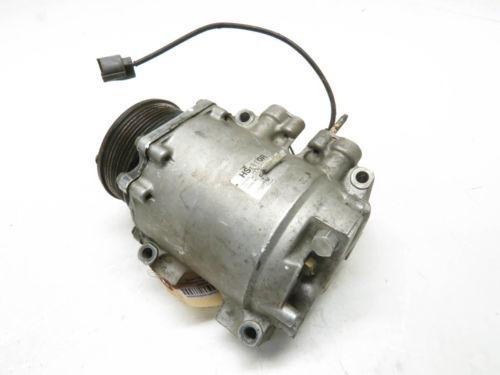 Acura TSX AC Air Conditioner Compressor Pulley RBB - 2004 acura tsx ac compressor