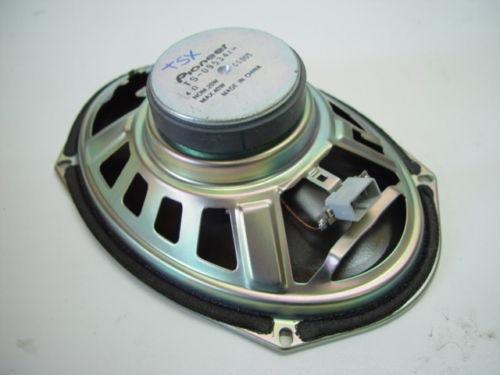 Acura TSX Rear Shelf Audio Radio Speaker Pioneer SEAE - Acura tsx speakers