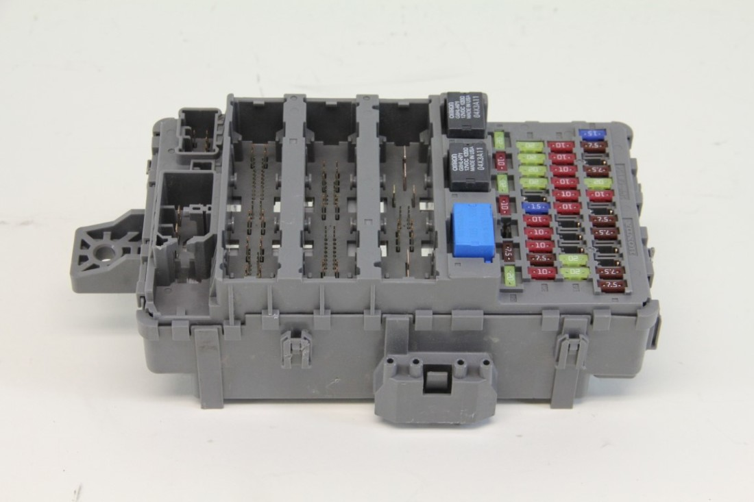 2010 Honda Accord 4 Cylinder Fuse Box Electrical Wiring Diagrams Interior Location 20082012 2008 13 14 15 Sedan Sport A T 39794 Sda 1989