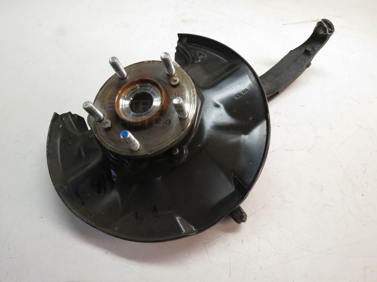 Honda Accord 08 09 10 11 12, Acura TSX Knuckle Spindle Hub, Front Left OEM