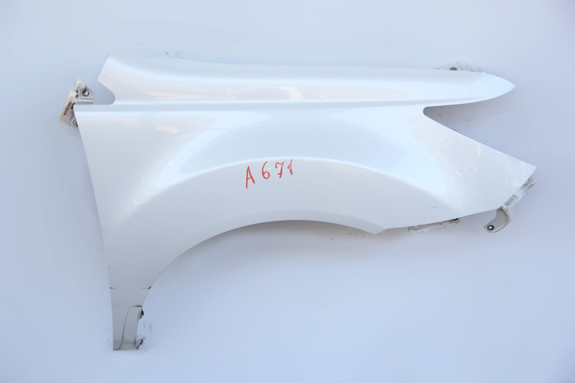 Acura Mdx Fender Assembly Right Pass Side 07 13 White 60210 Stx A90zz 2007 2008 2009 2010 2011 2012 2013 Extreme Auto Parts