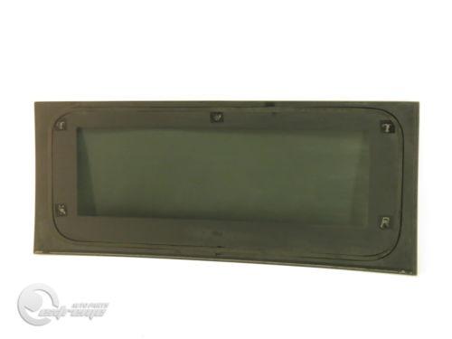 Scion tC Sunroof Sun Roof Moon Roof REAR Glass 63203-21040 05 06 07 08 09 10