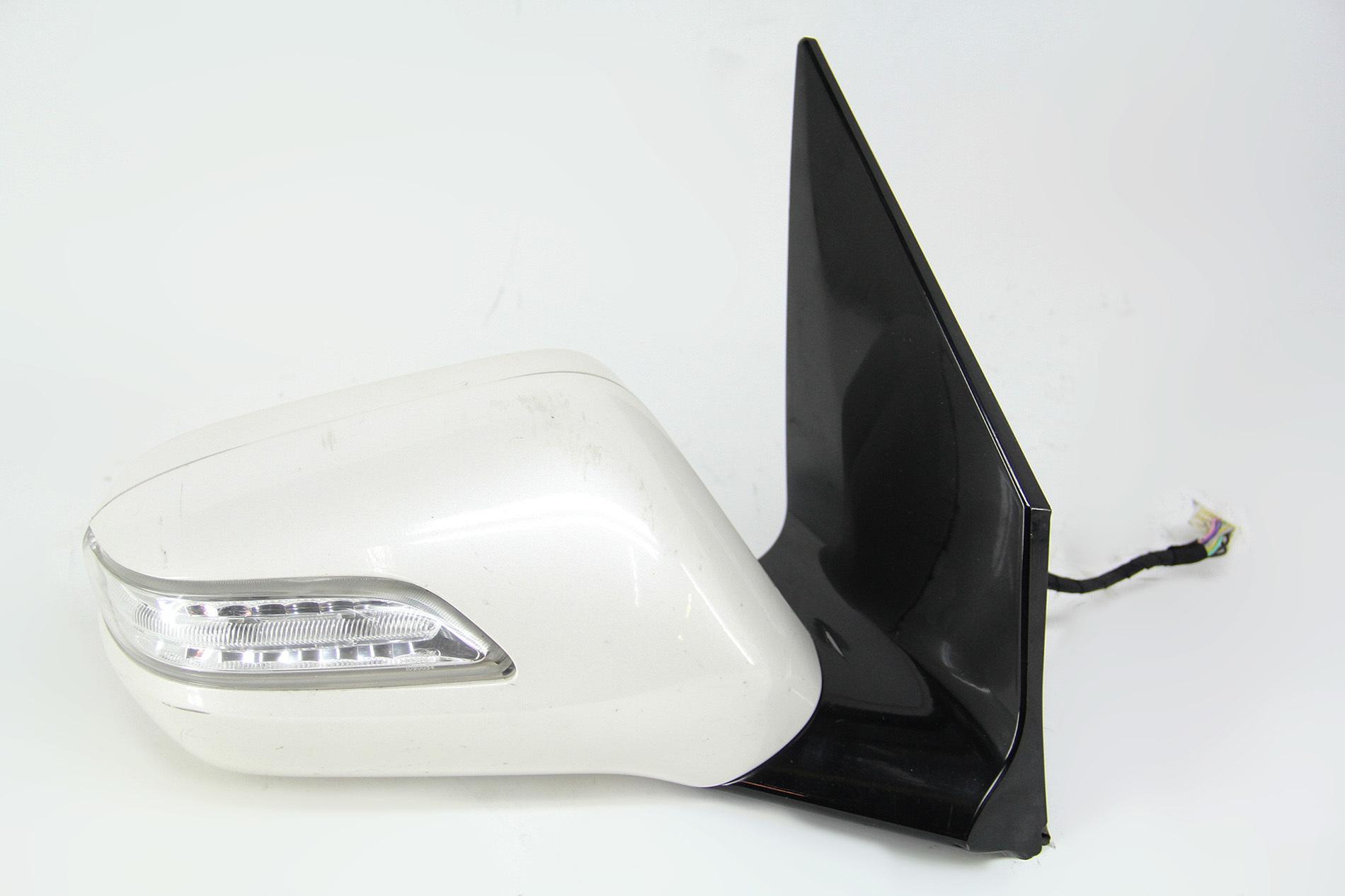 2001 TO 2006 MDX New Right Door Mirror Power WHITE  128-50063R