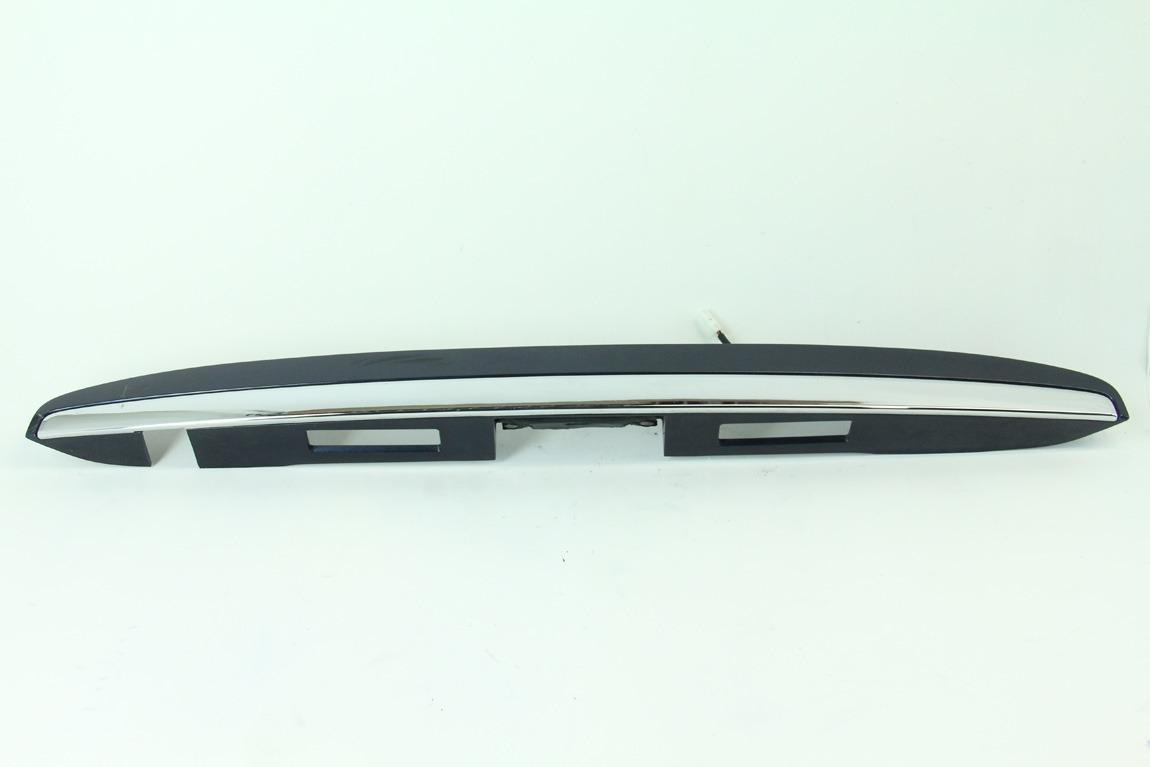 Lexus RX400H 06-08, Liftgate Trunk Lid Plate Panel W/Camera Slot, 76811-48110-J