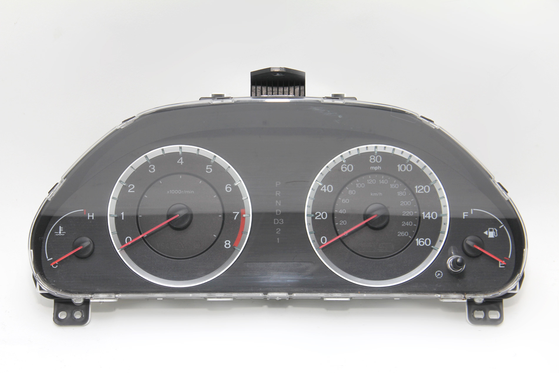 Honda Accord Coupe 08-12 Speedometer Cluster Meter Panel 162,146 Mi 78100-TE0-A22