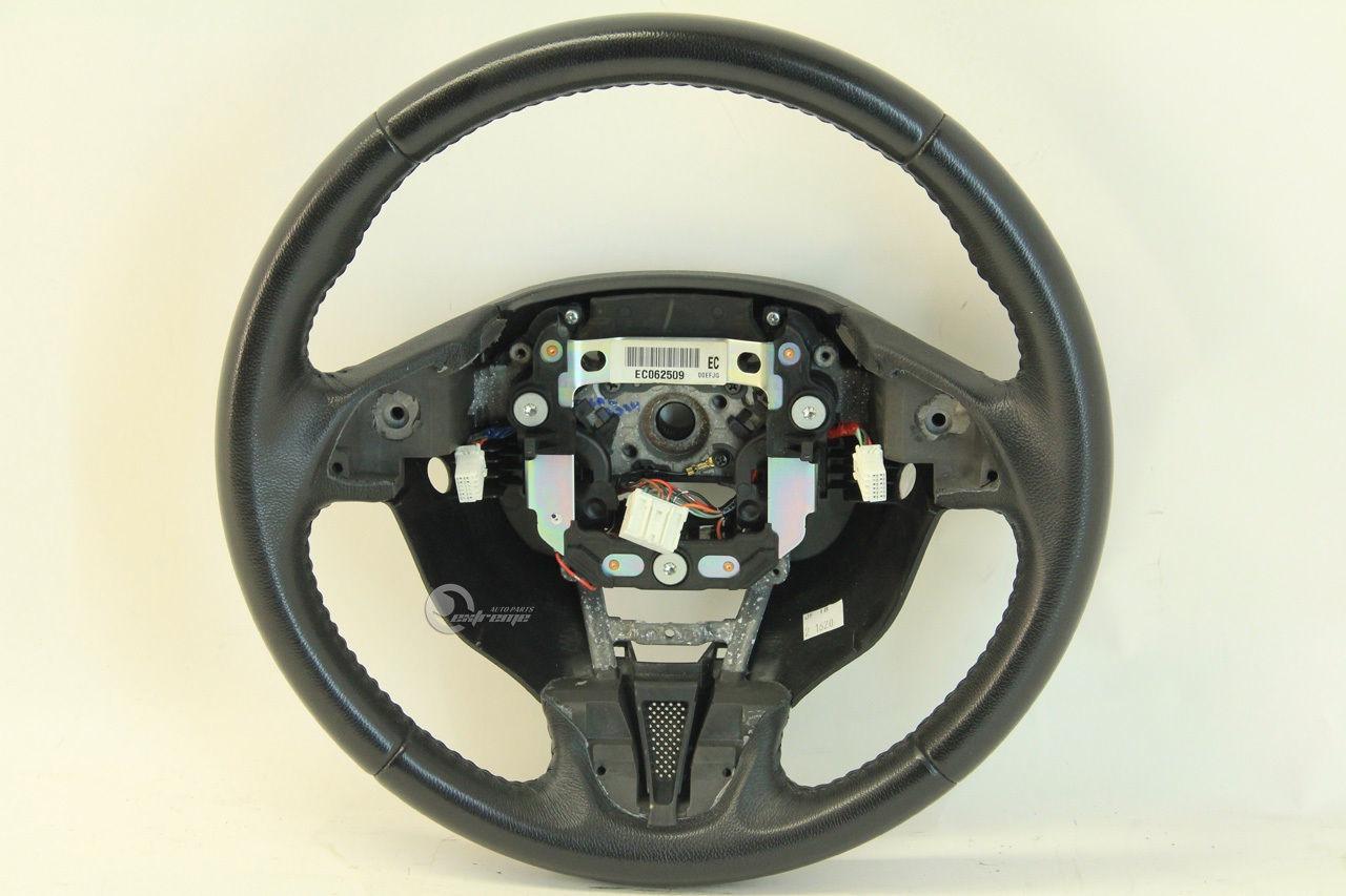 Honda Accord 2 Dr 08-12 Steering Wheel, Black  78501-TE0-A51ZA, Factory OEM