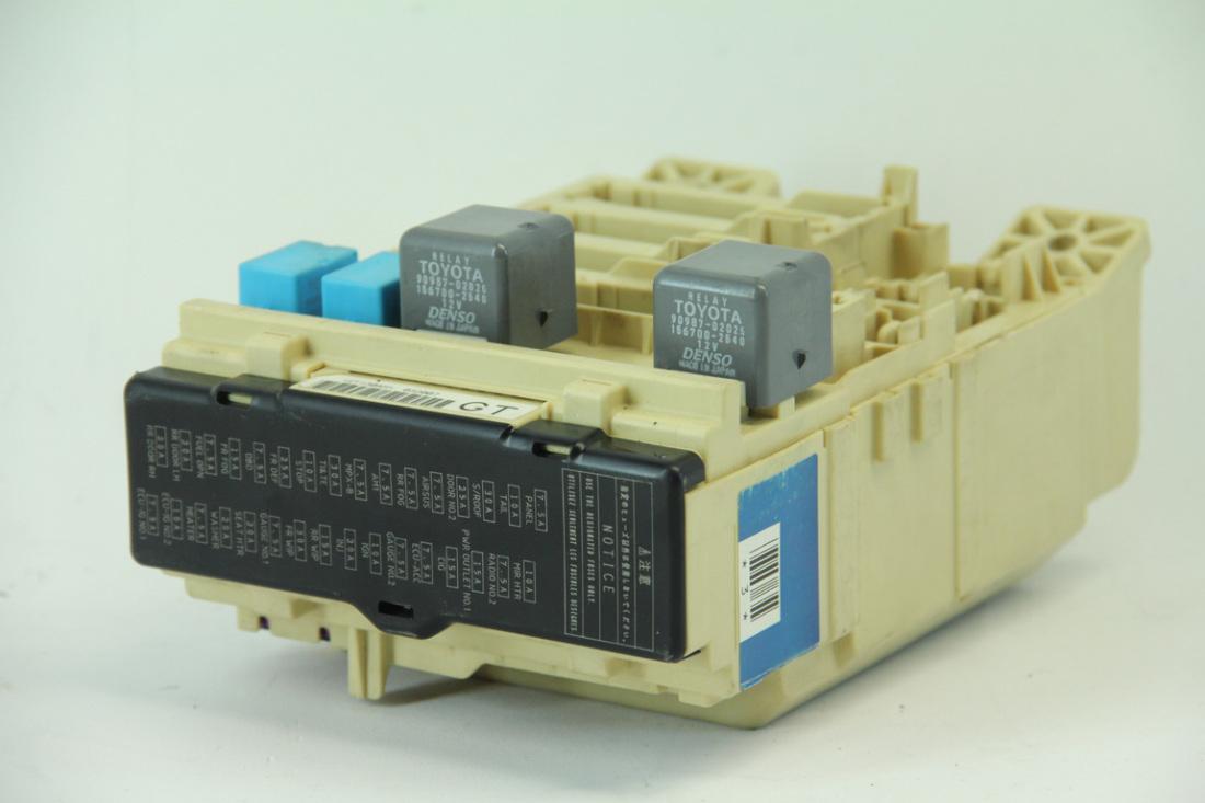 Lexus Rx400h Fuse Box Golden Schematic Wiring Diagram 2006 Rx 400h 06 08 Interior Relay Junction Block 82730