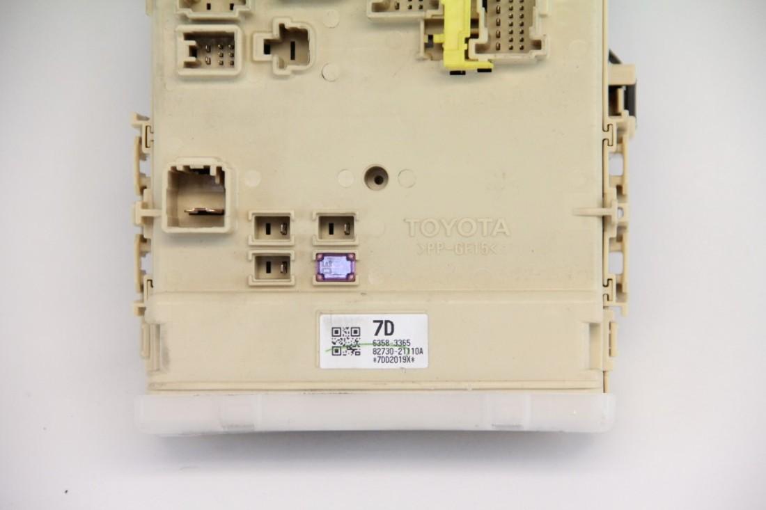 ... Scion tC Interior Under Dash Relay Fuse Box, 11-16, 89221-21040