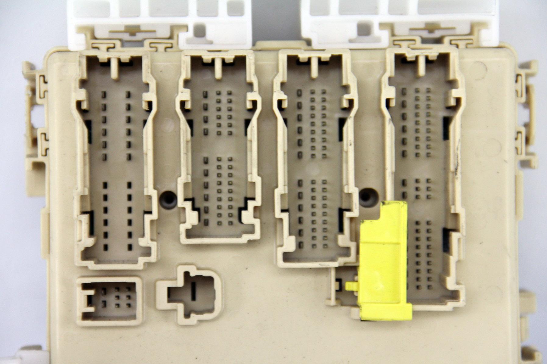 ... Scion tC Interior Under Dash Relay Fuse Box, 11-16, 89221-21080