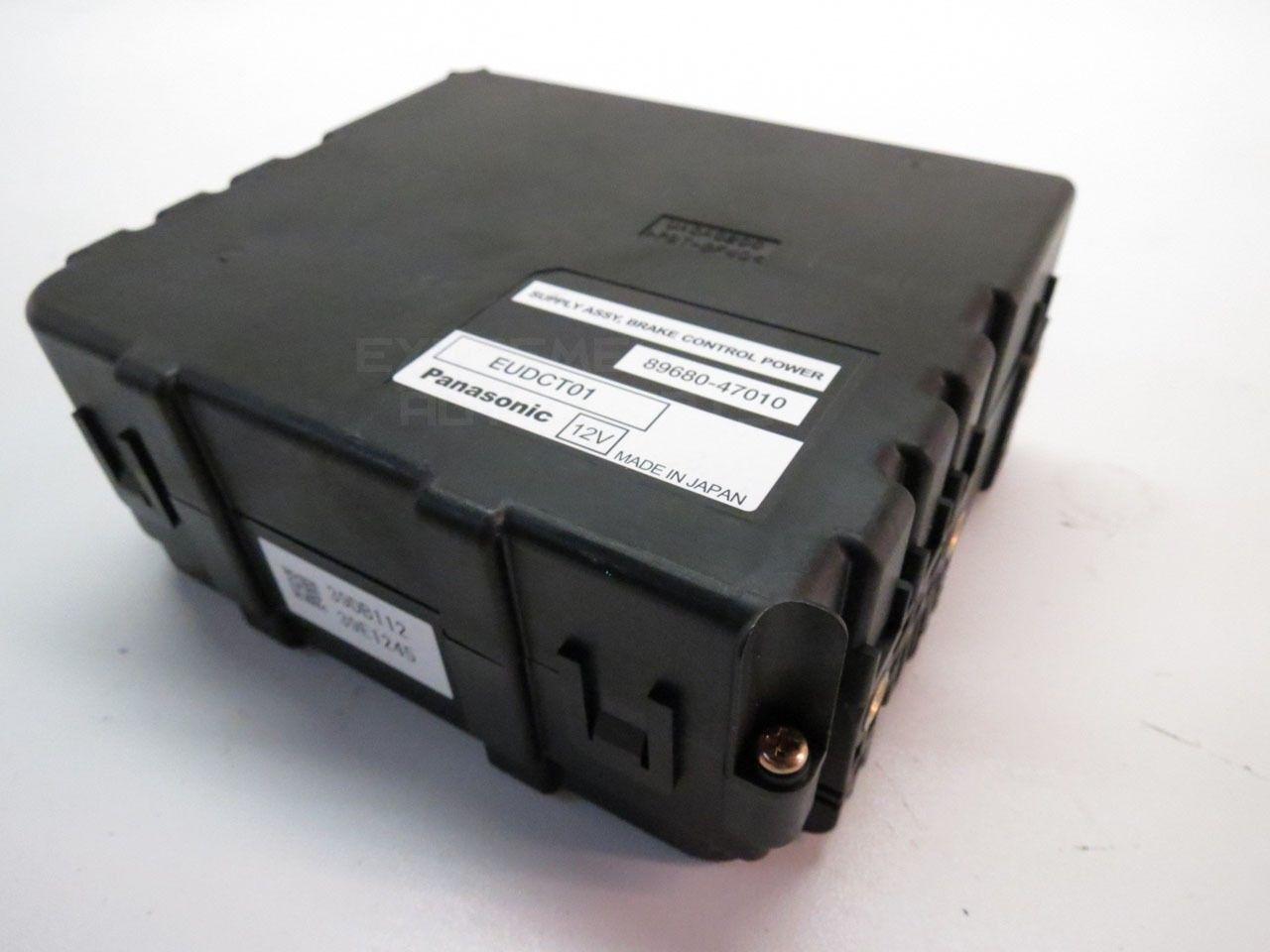 2006 Toyota Prius Brake Power Supply Control Module OEM