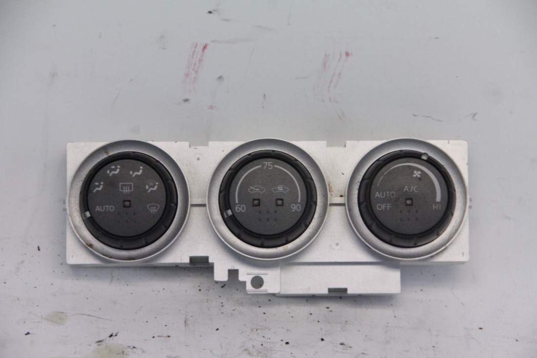 2004 04 NISSAN 350Z AC HEATER CLIMATE TEMPERATURE CONTROL 27500-CD010 OEM