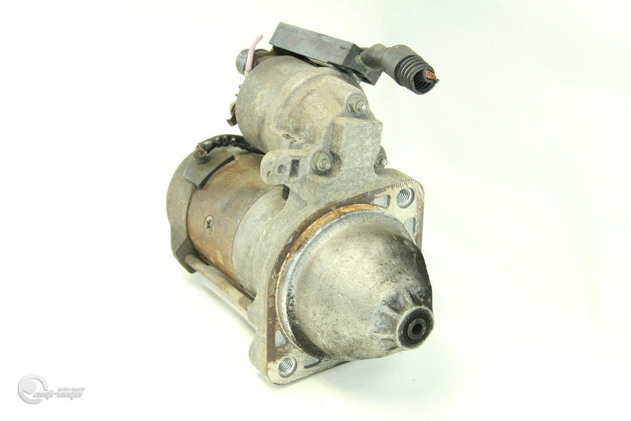 Mercedes C230 Coupe 02 03 04 05 Starter Motor, Manual Transmission