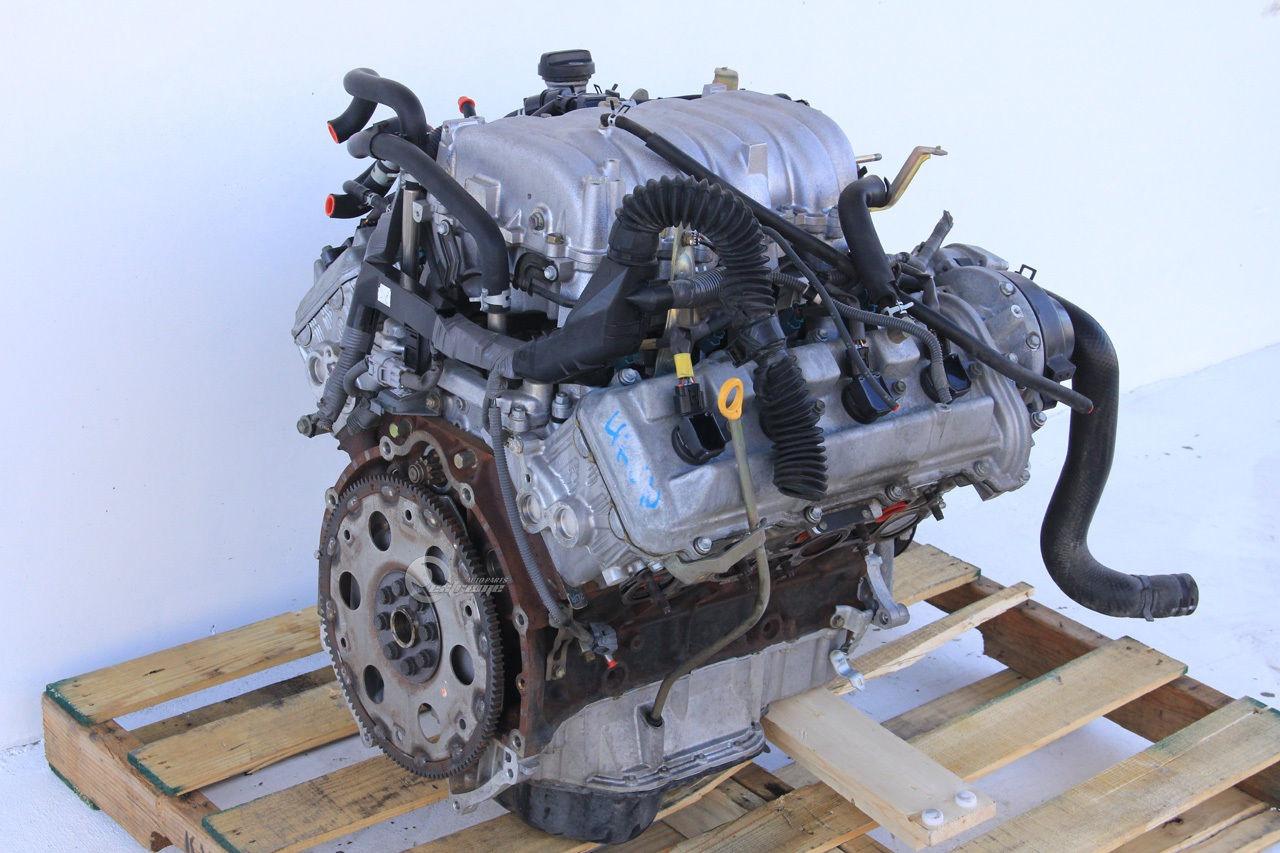 Toyota 4runner Gx470 Engine Motor Long Block Assembly 47l V8 157k 1992 03 Mi