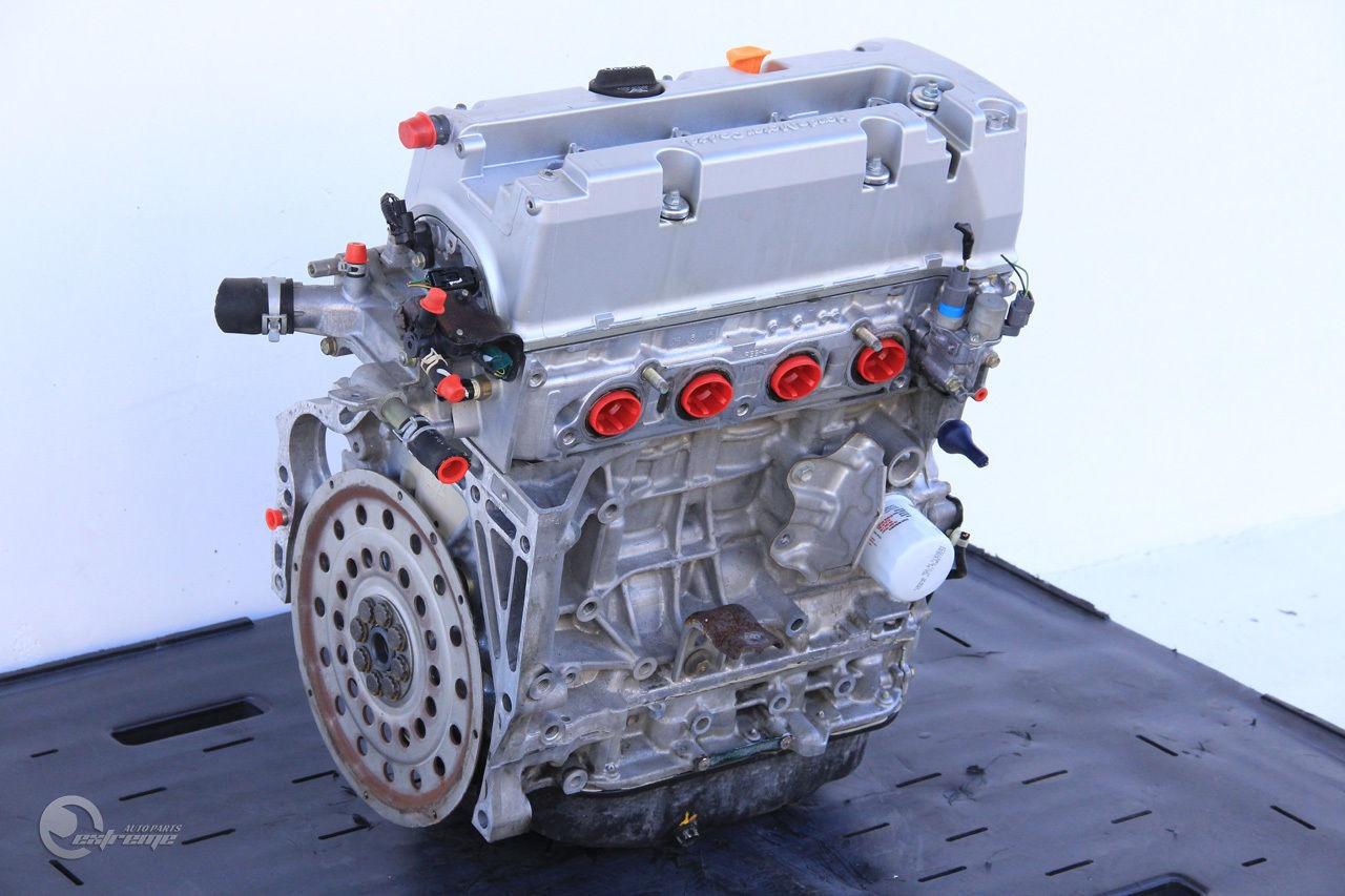 Acura TSX Engine Motor Long Block Assembly L Cyl K Mi - 2004 acura tsx engine