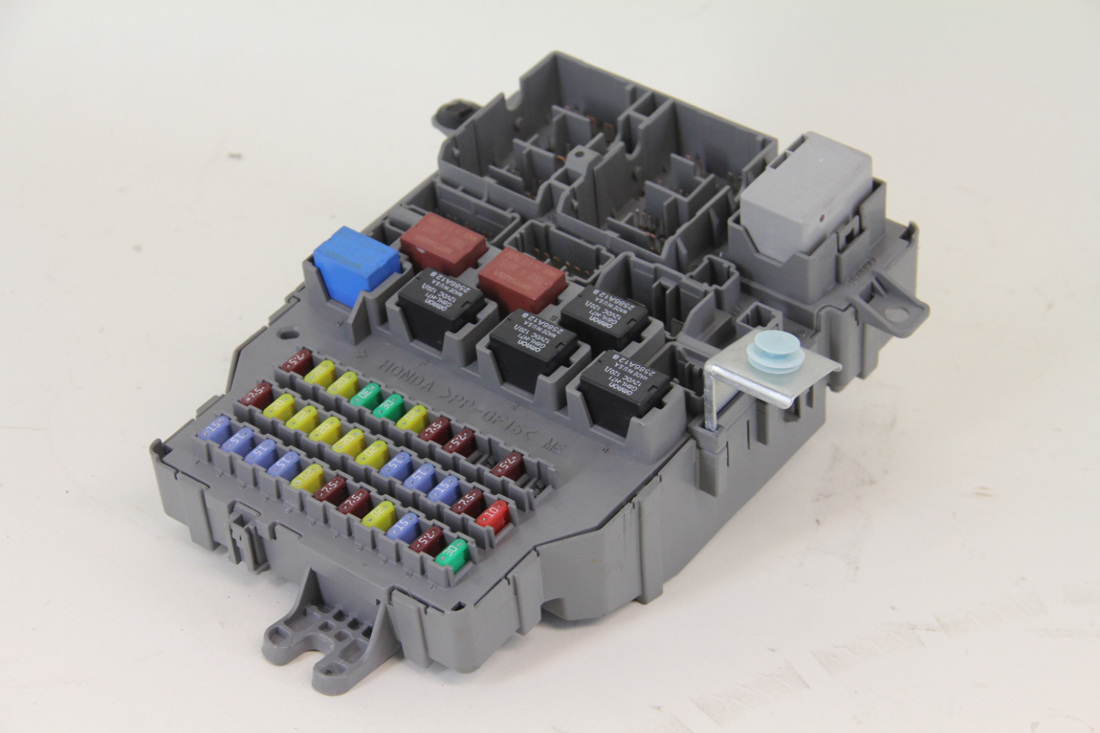 Acura Tl Type S 2007 Rear Fuse Box Junction Unit Assembly Factory