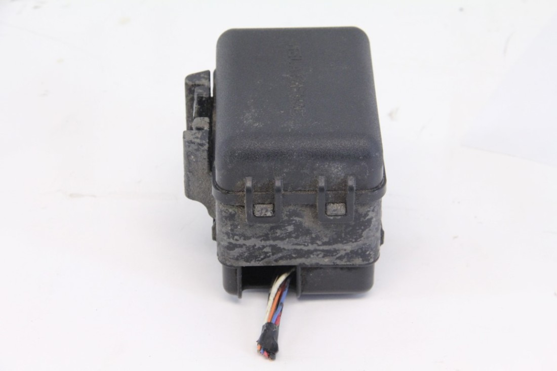 Toyota Relay Fuse Box Electrical Wiring Diagrams Hella Highlander 08 09 10 Small Exterior Junction Block