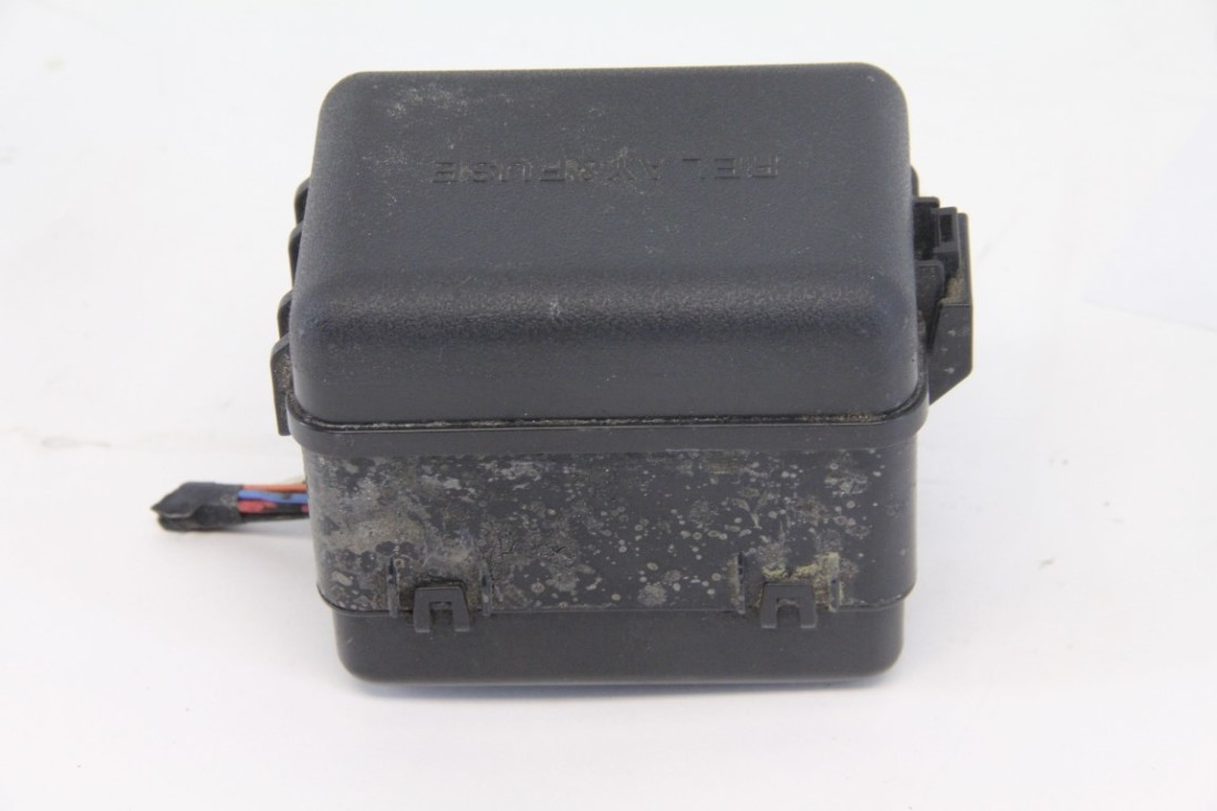 ... Toyota Highlander 08 09 10, Small Exterior Junction Relay Fuse Block Box  3.5L OEM ...