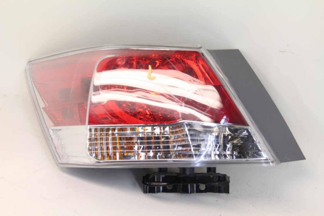 08-12 Fits Honda Accord Left Driver Side Tail Light