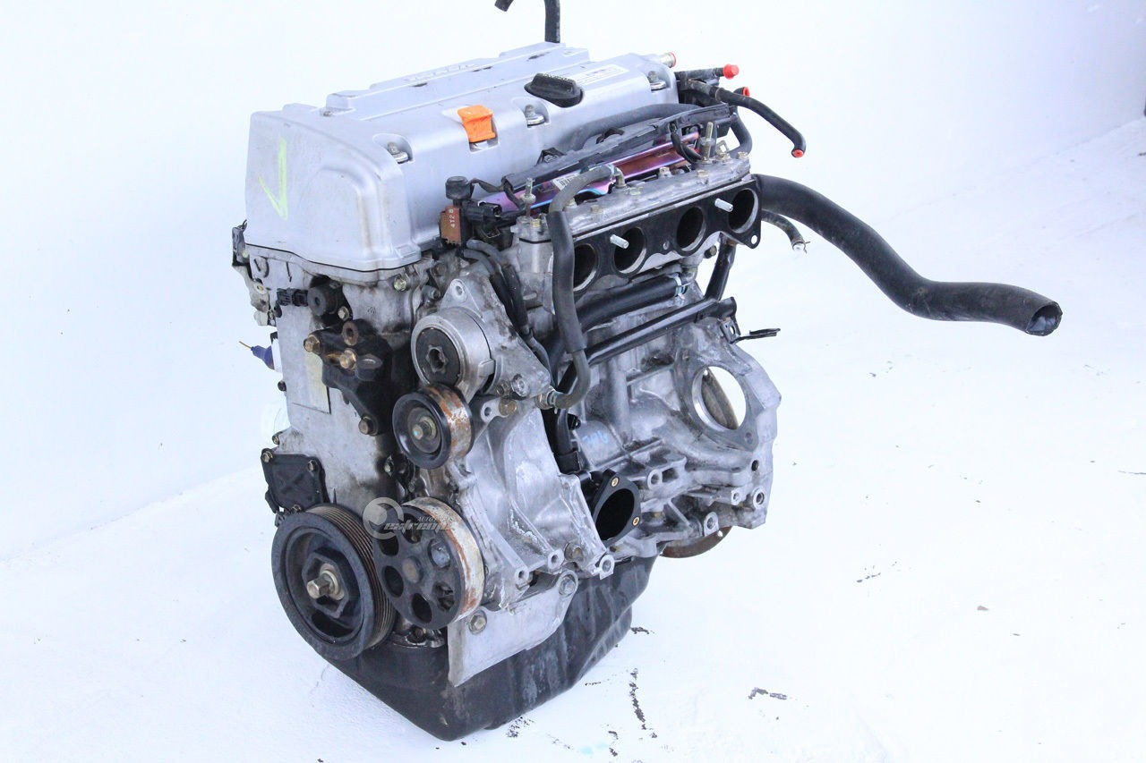 ... Honda Accord 03-07 Engine Motor Long Block Assembly 2.4L 4 Cyl 127k Mi  ...