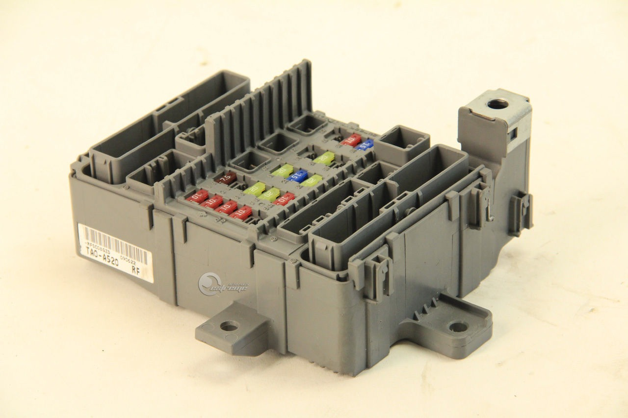 ... Honda Accord Coupe 08-12 EX Interior Fuse Box Right/Passenger Side 2.4L  ...
