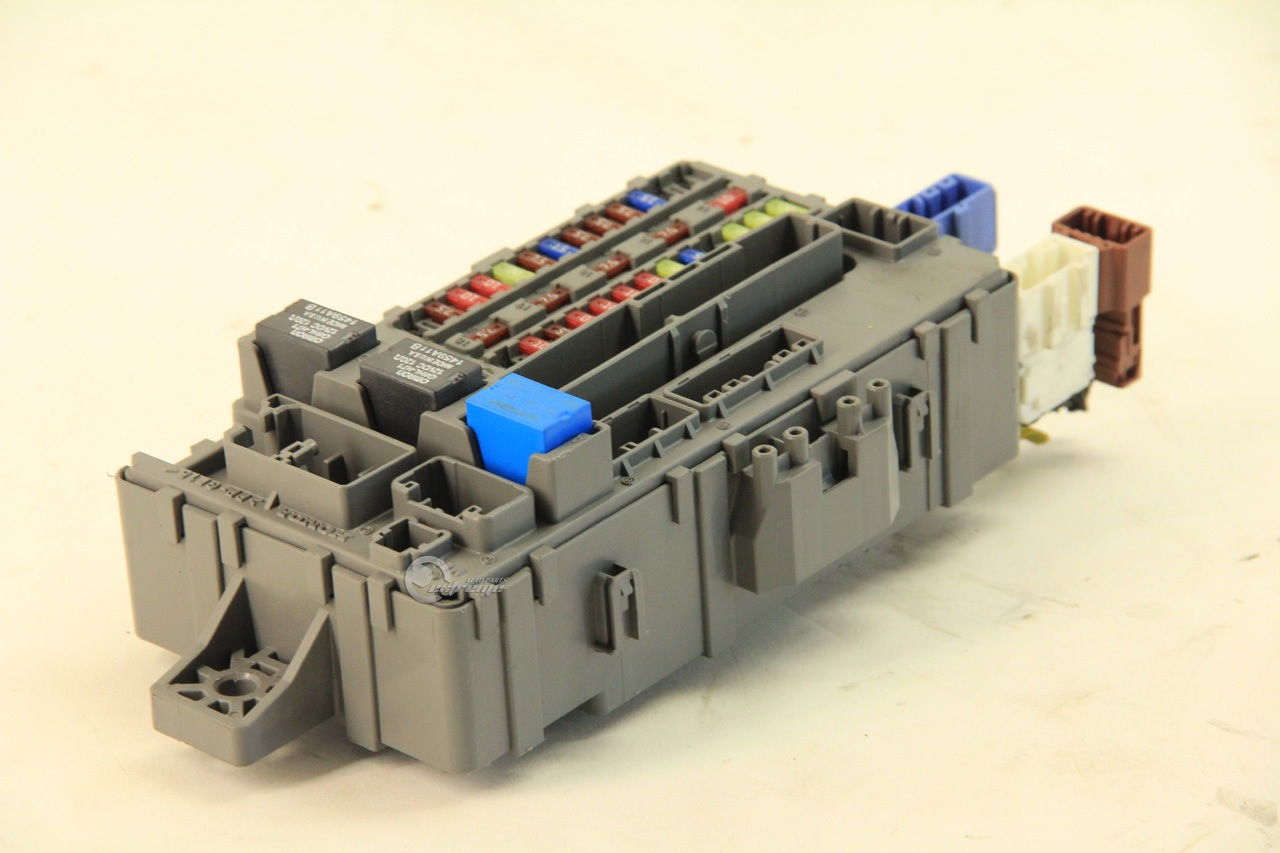 ... Honda Accord Coupe 08-12 EX Interior Fuse Box Left/Driver Side 2.4L ...