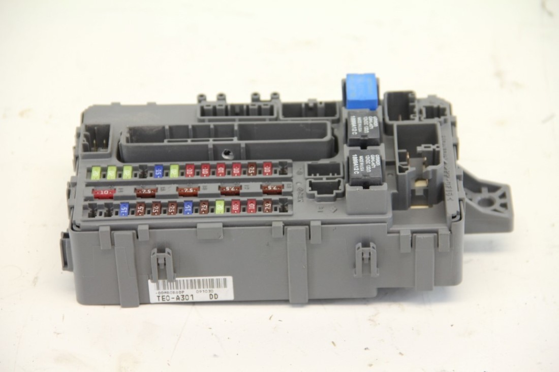 Honda Accord Coupe 08-12 EX Interior Fuse Box Left/Driver Side V6 3.5 ...