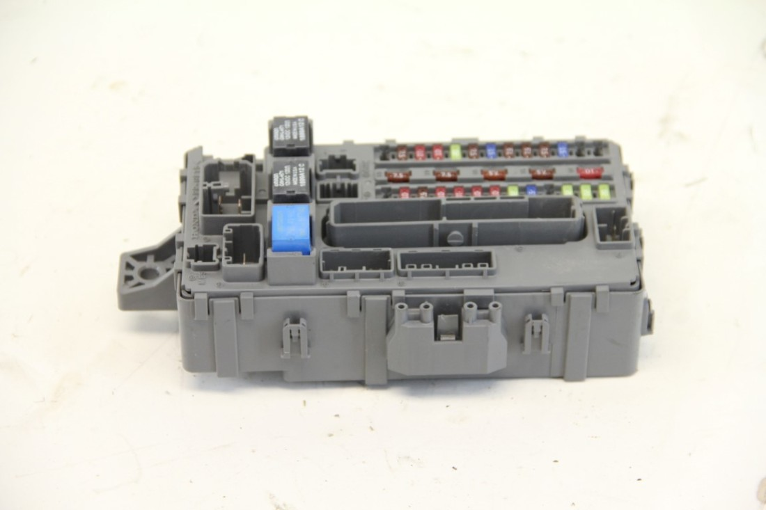 ... Honda Accord Coupe 08-12 EX Interior Fuse Box Left/Driver Side V6 3.5  ...