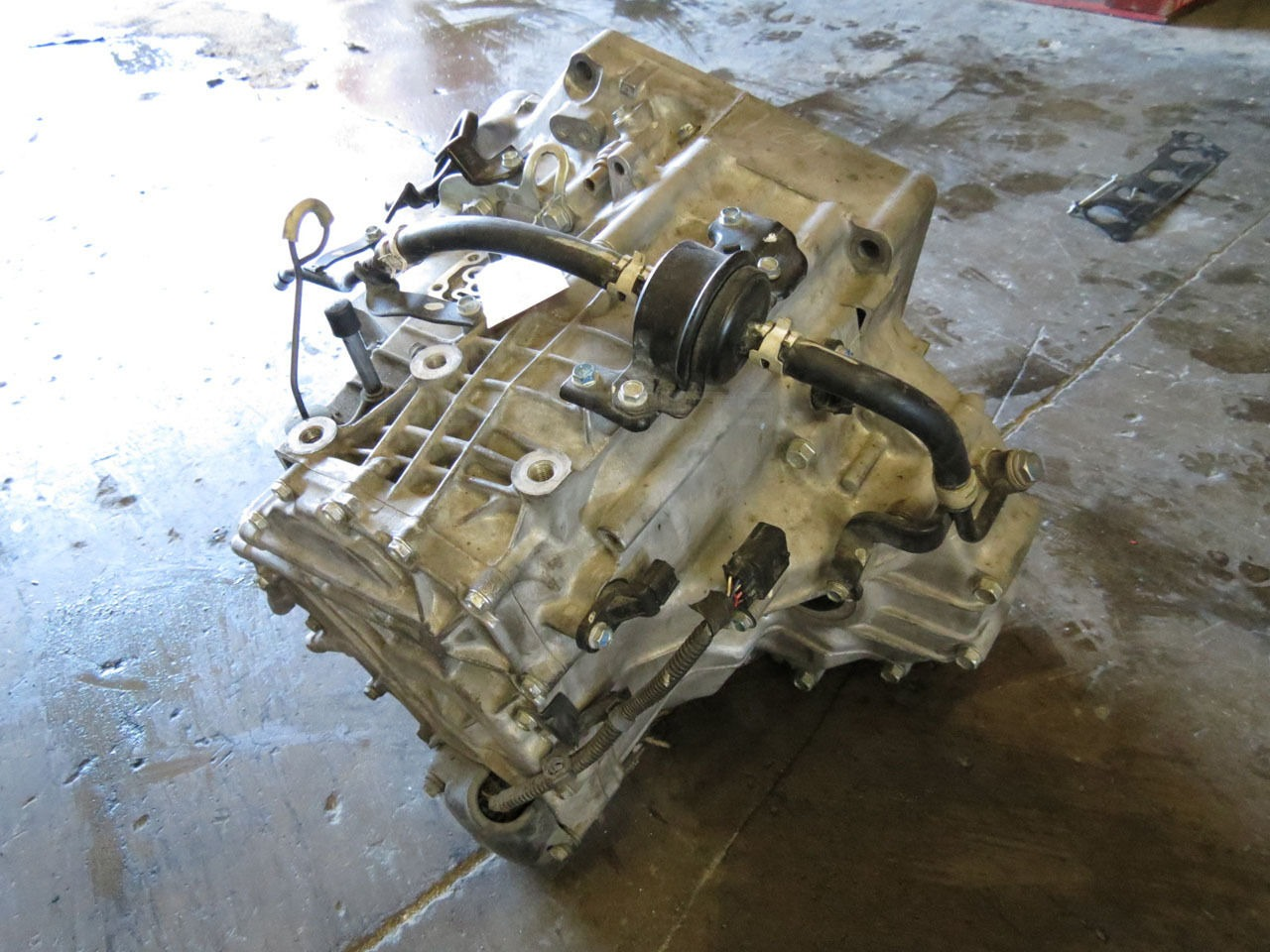 ... Honda Accord 4 Cyl Transmission Automatic Auto Assembly 115K Miles A/T  08-12 ...