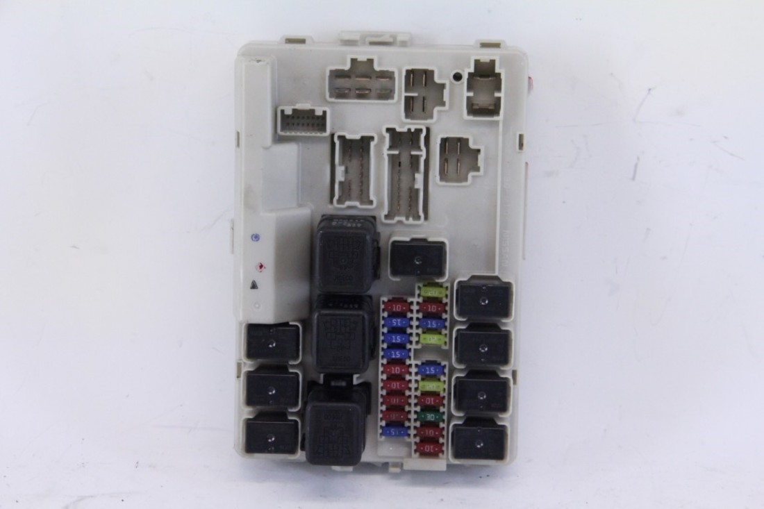 04 Fx35 Fuse Box Wiring Library 2005 Infiniti Under Hood Engine Relay Control Block 284b7 Cg000 Oem 03