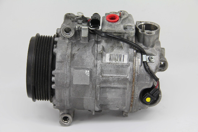 Mercedes CLS500 A/C Air Conditioner Compressor w/ Pulley 0012301211 OEM 06-08
