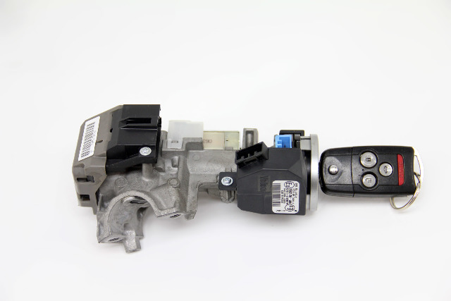 Acura TL Type-S Ignition Switch Immobilizer w/ Key 3.5L A/T 07-08 06350-SEP-A60 2007 2008