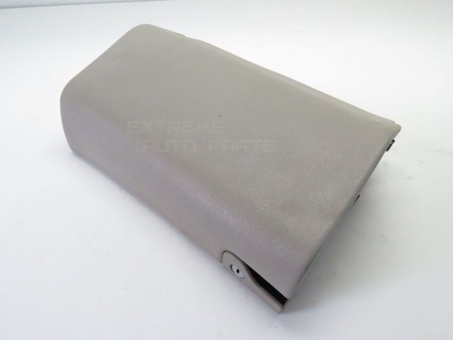 Mercedes C230 02-05 Glove Box Storage Compartment Pocket, Gray 2036800498