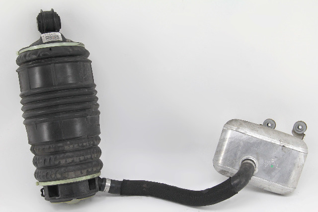 Mercedes CLS500 Rear Right Air Suspension Shock Absorber Bag w/Tank OEM 06-11