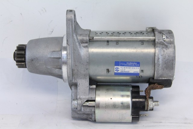 Scion FR-S Subaru BRZ 13-16 Automatic Transmission A/T Starter Motor  23300-AA720