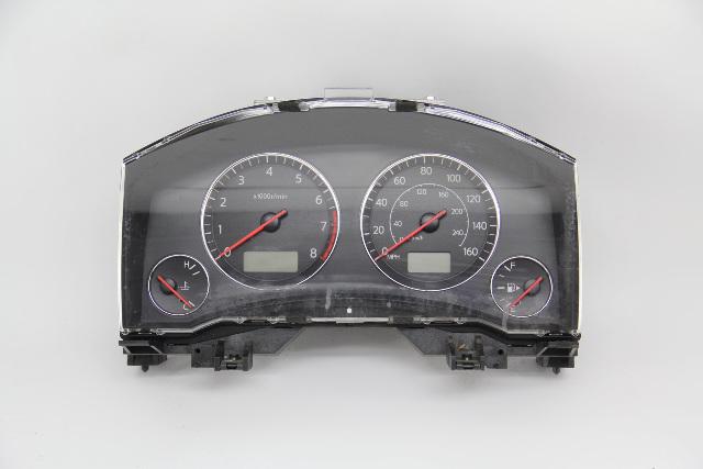 Infiniti FX35 Dash Speedometer Meter Cluster AWD 148K Miles 24820-CG003, 03 04