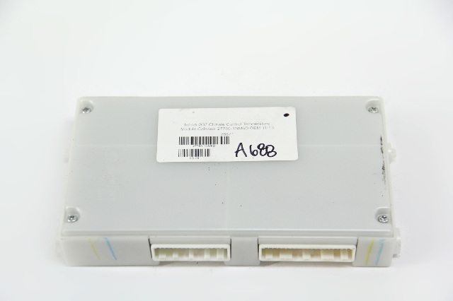 Infiniti G37 Climate Control Temperature Module Calsonic 27760-1NM6D OEM 11-13