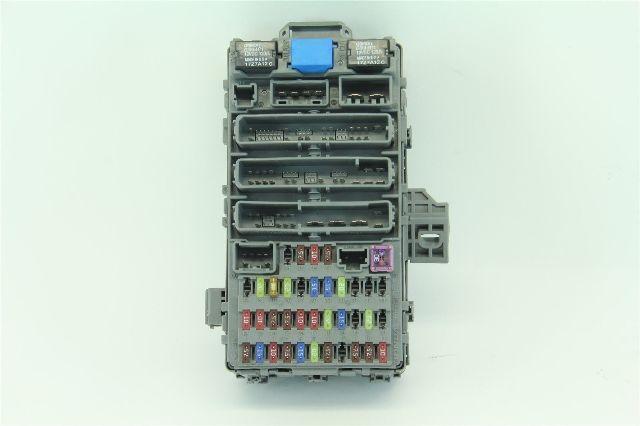 honda civic coupe si 08-11 interior fuse box w/ mulitplex, 38200-sva-a24 |  extreme auto parts