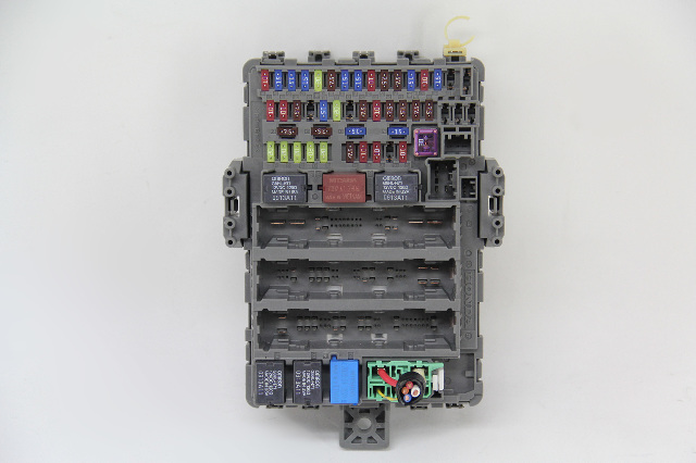 Acura RDX Interior Fuse Box Relay Unit Module Fusebox Base Model OEM 2013