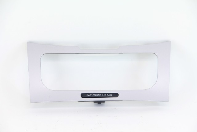 VW CC Rline Bezel Trim Passenger Air Bag 3AA 863 100 OEM 09-14