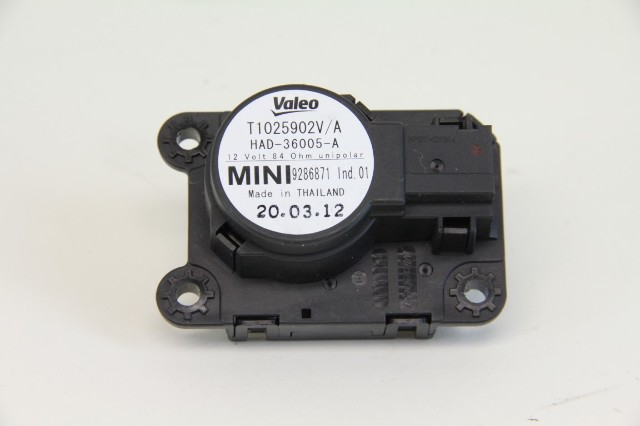 Mini Cooper 11 12 13 Air Actuator Distribution Factory OEM 64113422658 2011 2012