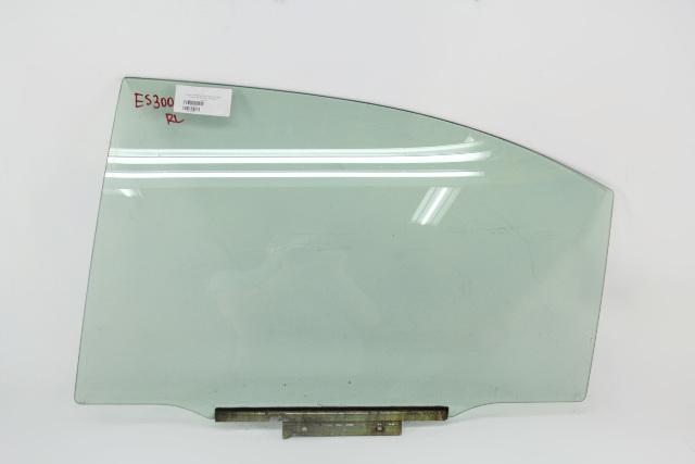 Lexus ES300 Rear Left/Driver Door Glass Window 68113-33120 OEM 02-06